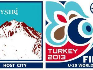 KAYSERİ'DE FIFA U-20 DÜNYA ŞAMPİYONASI'NA DOĞRU