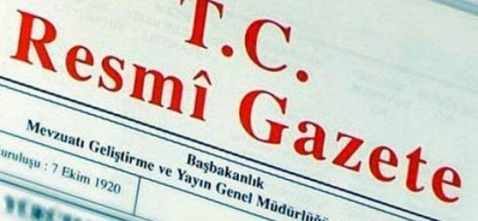 701 sayılı son KHK ihraç edilenler ve göreve iade edilenler listesi