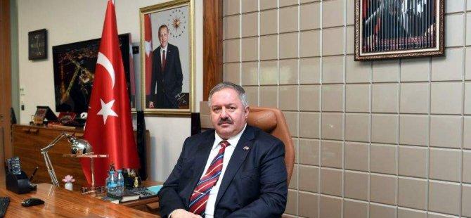 Başkan Nursaçan yeni kabineye görevlerinde başarılar diledi