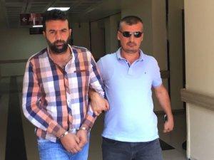 Kayseri'de Cinayet zanlısı adliyeye sevk edildi