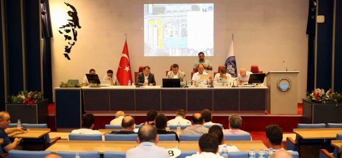 Büyükşehir belediyesi 6 arsadan 19 milyon 822 bin TL gelir elde etti