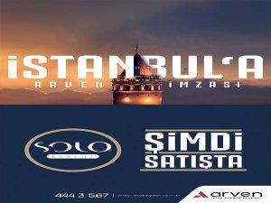 İstanbul'a Arven imzası
