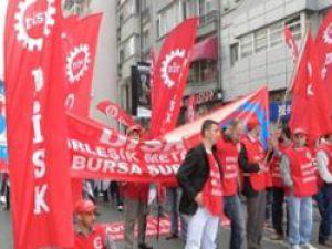 1 Mayıs Taksim Yasağına Büyük Tepki