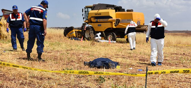 Nohut tarlasında silahlı kavga: 3 ölü, 4 yaralı