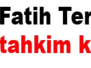 Fatih Terim'in tahkim kararı