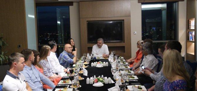 Erciyes'e Ruslardan sonra Ukraynalı turistlerde geliyor