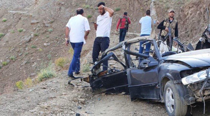Hakkari'de PKK'dan alçak saldırı!