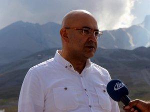 Erciyes A.Ş. Yönetim Kurulu Başkanı Murat Cahit Cıngı:
