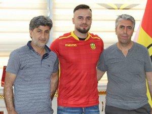 Malatyaspor, Kayserispor'un oyuncusu Erkan Kaş ile sözleşme imzaladı