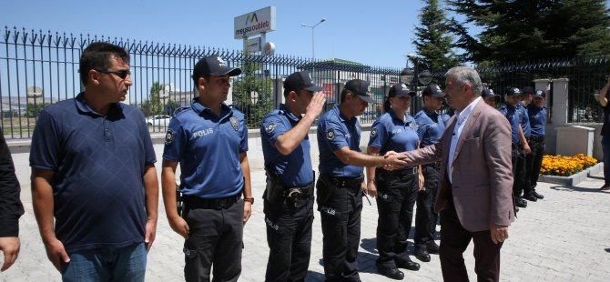 Kayseri Büyükşehir'den 3 buçuk yılda 47 tesis