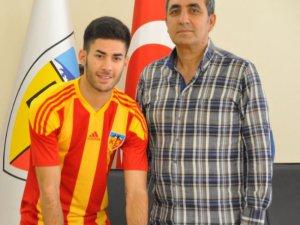 Kayserispor oyuncusu Erdal Öztürk, Adana Demirspor'a kiraladı