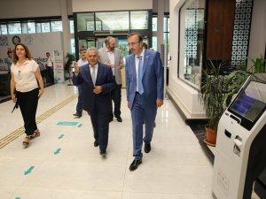 """Nevşehir Belediye Başkanı Seçen, """"Referans Belediye Melikgazi'de"""""""
