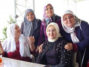 Kocasinan Belediyesi Kadınların Gönüllerini Fethetti