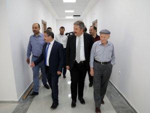 Servet Ziya Ustaoğlu Sağlık Ocağı Tamamlandı