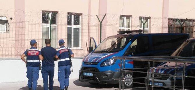 İncesu'da 50 kurbanlıktan 13'ünün çalan hırsızlar yakalandı