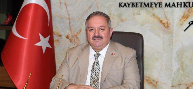 """Başkan Tahir Nursaçan: """"Kurban dayanışmadır"""""""