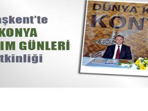 Sinan Burhan:30 Mayıs'ta Ankara'da Konya Tanıtım Günleri Etkinliği Açıklaması