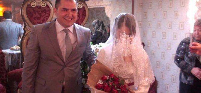 Kayseri'de Gelin gerdeğe girmedi sevgilisiyle kaçtı!