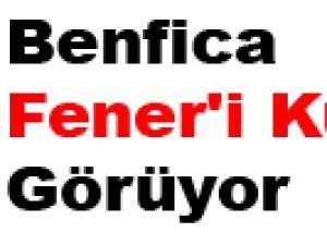 Benfica Fener'i Küçük Görüyor