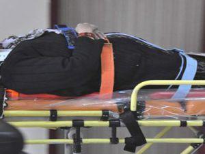 Kocasinan Barboros'ta Trafik Kazası: 1 Yaralı