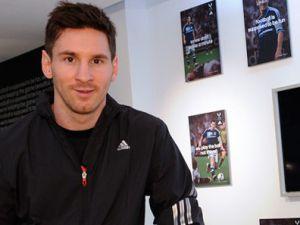 Bunun Adı Messi bastı parayı aldı
