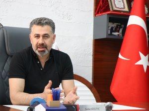 Sedat Kılınç, yaptığı açıklamada, döviz kurlarıyla ilgili konuştu
