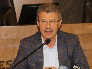 Başkan Akay'dan Muharrem ayı ve hicri yılbaşı mesajı