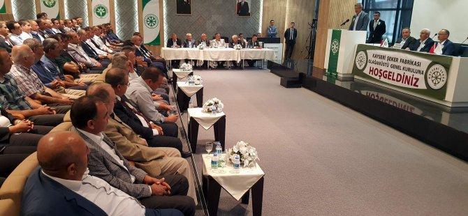"""Başkan Hüseyin Akay: """"Varlık fonunun Cumhurbaşkanına bağlanması tarihi bir karardır"""""""