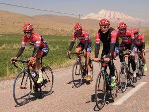 Pedallar, Nevşehir-Erciyes-Kayseri Üçgeninde Çevrilecek