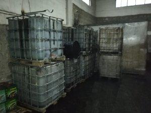 Kayseri'de 13 bin litre kaçak akaryakıt ele geçirildi