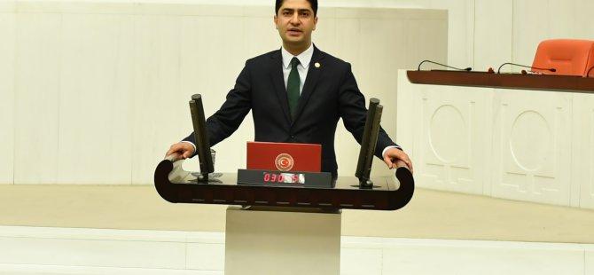 MHP Milletvekili Özdemir'den Kayseri'nin uçak fiyatlarında indirim talebi