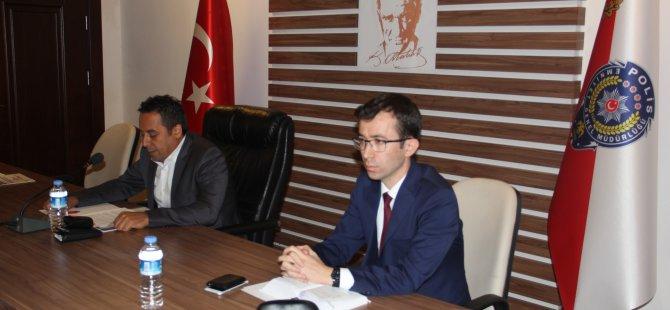 Kayseri'de Dilencilik Sorunu Masaya Yatırılıyor