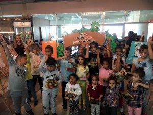 Meysu Çocuk Kulübü'nde Hayvanları Koruma Günü Etkinlikleri