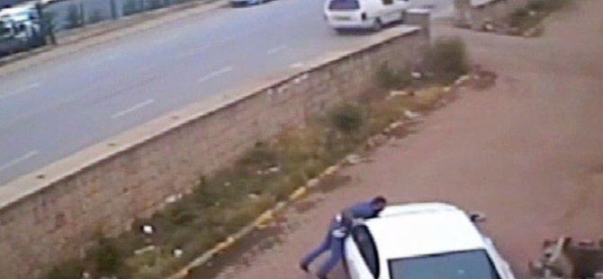 Kayseri'de Polise dehşeti yaşatan FETÖ'cü iş adamına 12 yıl hapis