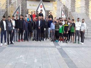 Özvatan Belediye Başkanı Halit Demir'in Spora Verdiği Önem
