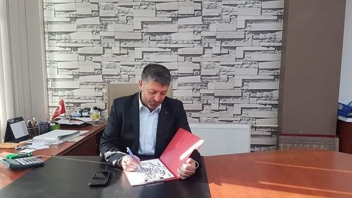 Ak Parti Develi İlçe Başkanı Osman Turan oldu