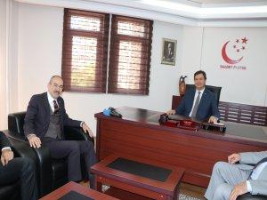KTO Başkanı Gülsoy'dan SP'ye ziyaret