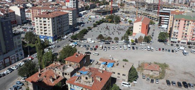 Kayseri'de imar barışı ile rekor para elde edildi