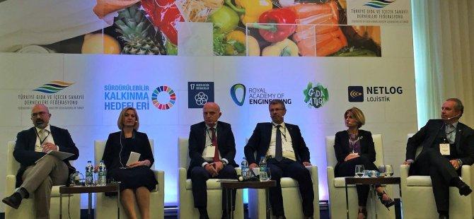 Başkan Akay, 'Sıfır Gıda Atığı Liderler Ağı' Toplantısında