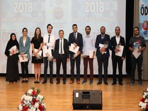 TÜBİTAK Proje Yarışmasında Dereceye Giren Öğrenciler Ödüllendirildi