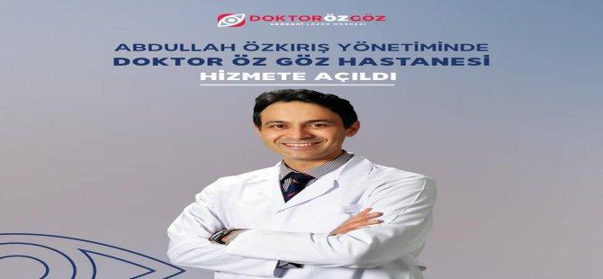 DoktorÖZ Göz ve Cerrahi Merkezi