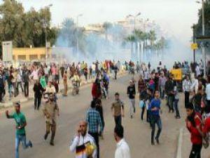 Mısır'da ortalık yine karıştı!
