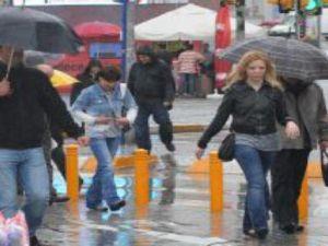 Dikkat! Meteoroloji'den Şiddetli Yağış Uyarısı