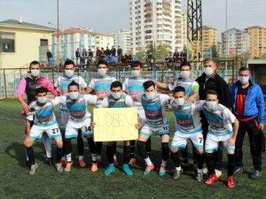 Amatör Futbol Camiası Lösev'e sessiz kalmadı