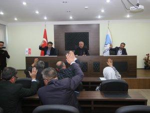 Hacılar Belediyesi Kasım Ayı Meclis Toplantısını Yaptı