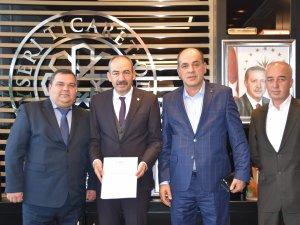 """Başkanı Gülsoy, """"Türkiye ve Rusya'nın birbirine yakınlaşması bizleri mutlu etti"""""""