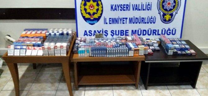 Kayseri'de 4 Mahalleyi Soyan Hırsızlar Pes Dedirtti