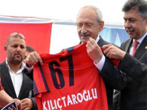 Kılıçdaroğlu'nun suçu ne Kılıç'T'aroğlu forması