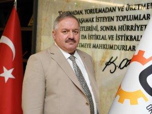 OSB Başkanı Tahir Nursaçan'dan Mevlid Kandili Mesajı
