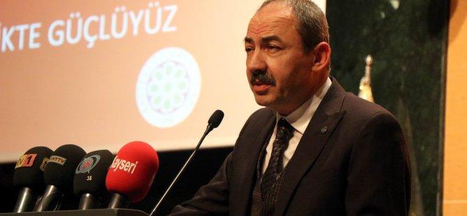 """KTO Başkanı Gülsoy: """"bir işletmenin batması bile canımı acıtır"""""""
